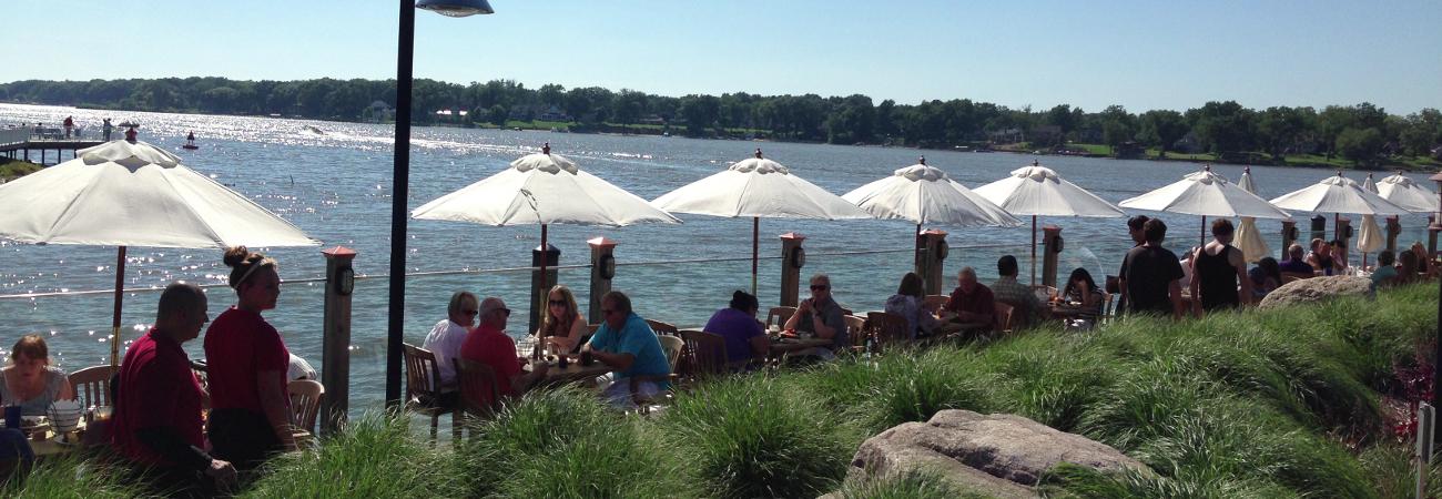 Boatwerks Lake-side Dining